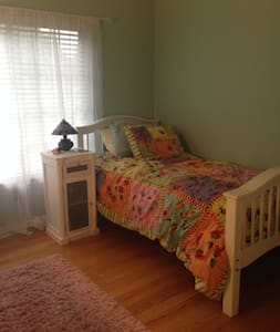 Sweet single room with separate bath. - Ann Arbor