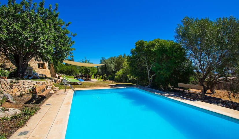 SON PALLICER - Villa for 8 people in Cala Millor. - Cala Millor - Villa