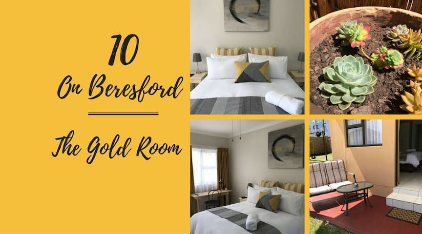 10 On Beresford - The Gold Room