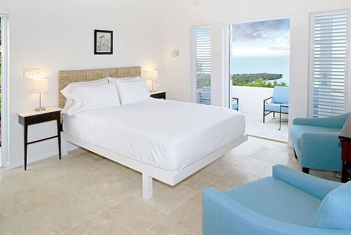 Royal Palm Cottage, St Croix - Christiansted