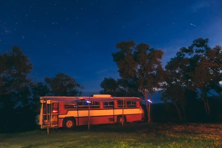 Lazy Days Bush Retreat - The Bus