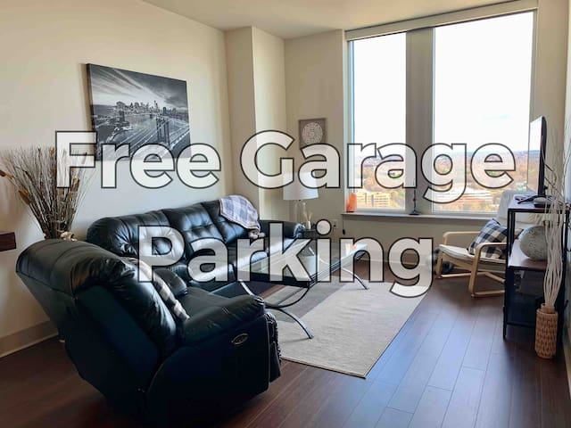 Entire Apartment -20%offWeekly Free parking