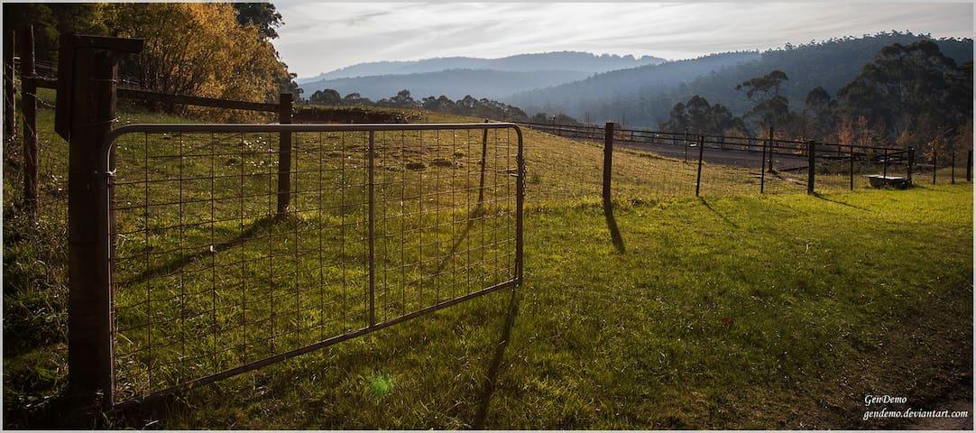 Farm Stay - Arcadia Park- Selby- Dandenong Ranges