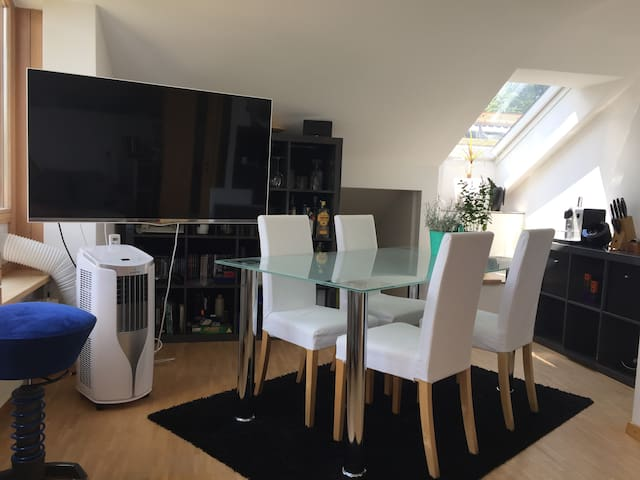 Studio Appartment im Münchner Süden - Oberhaching - Apartament