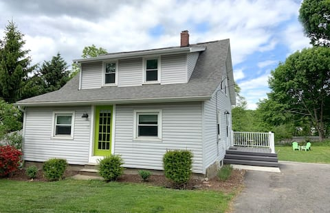 Spacious 2 BR Kittery Home - Walk to Portsmouth!