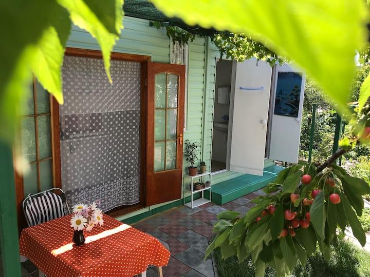guest summer  house