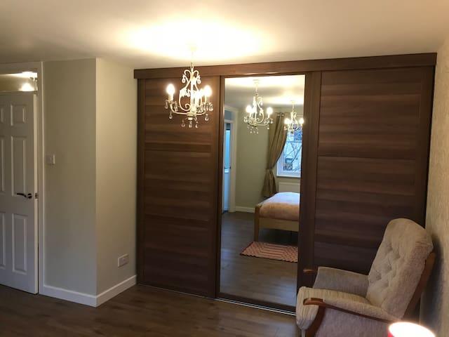 Double Luxury Room - Ensuite - Garden View