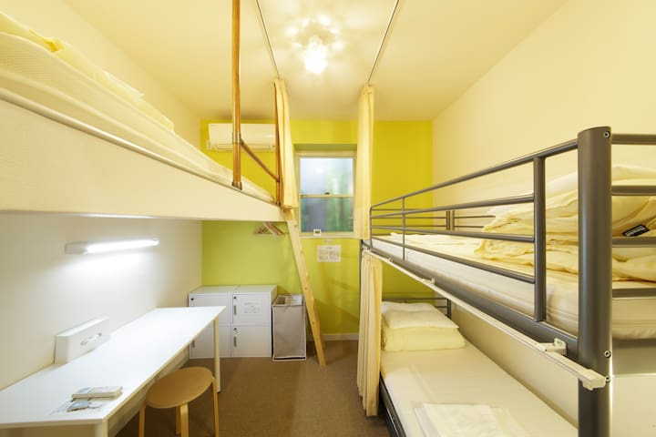 Bunk Bed Private Room