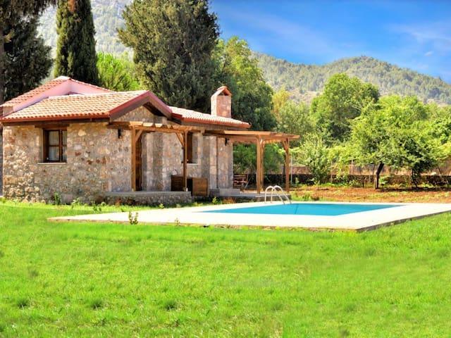 Private Villa in Kayaköy Fethiye453 - Fethiye - Casa