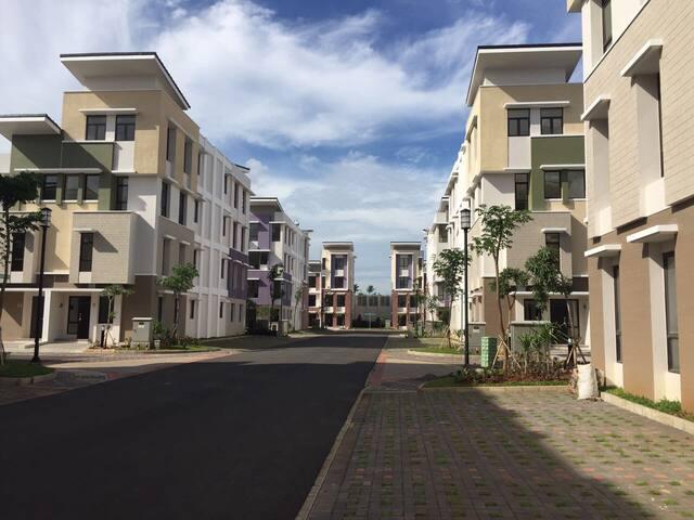 The Alloggio Residence - Tangerang