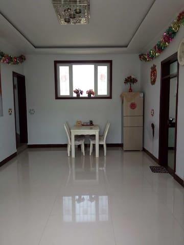 青岛港中旅海泉湾 国际博览中心旁舒心之家 - Qingdao - Willa