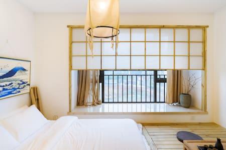 毗邻太古里春熙路地铁旁,感受日式住宅的美(池岛)
