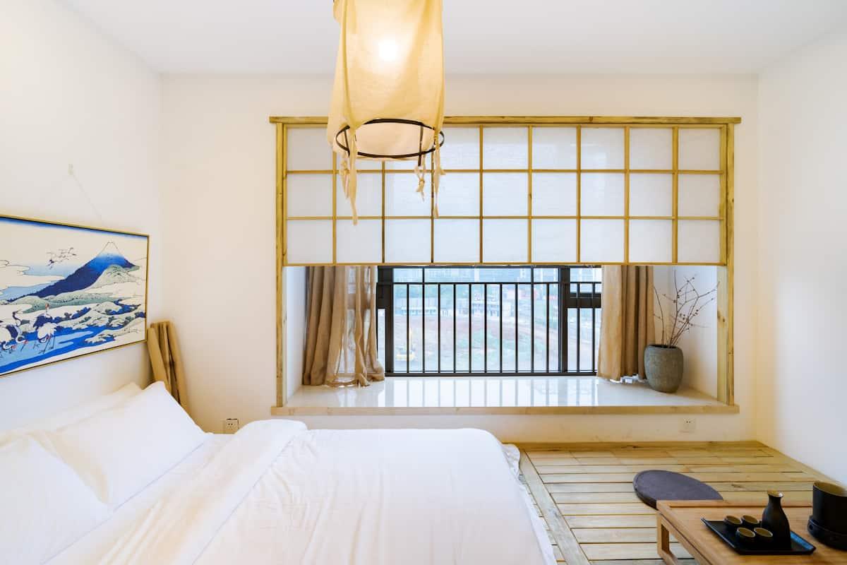 入住太古里春熙路旁,静谧的日式传统町屋住宅:池岛