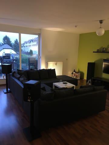 Gemeinsames Zimmer mit viel Licht - Andernach - Wohnung