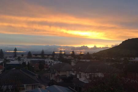 Sunset Strip at the Mt. - Tauranga
