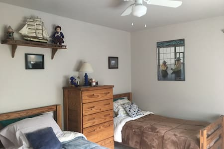 Comfy cozy private room2 for leisure & buz travel - Media