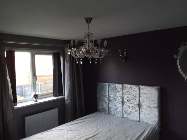 Boutique style double room offered in quiet house