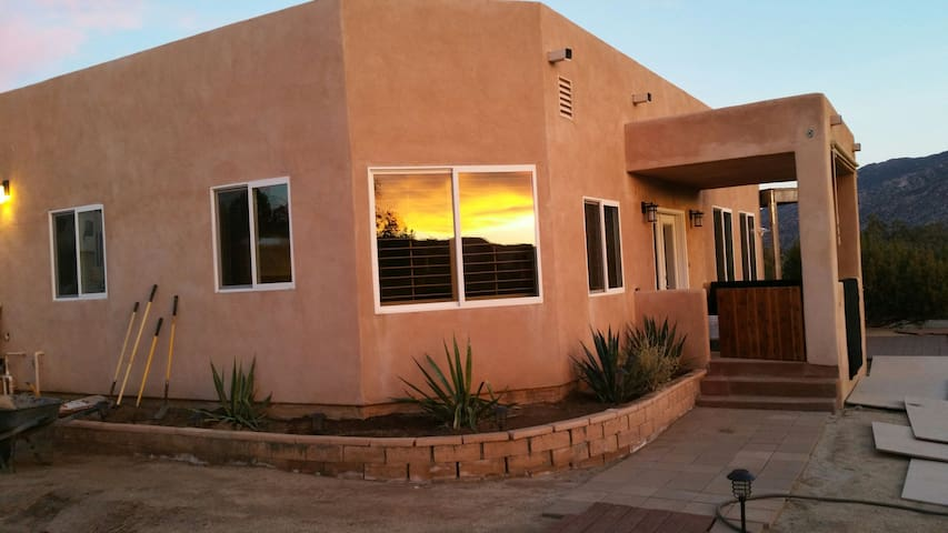 The Sunset Room @ Pinyon Breezes Star Camp