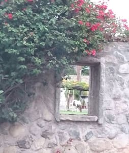 Suite en Hda.Santiago del Rey - Ibarra - Huis