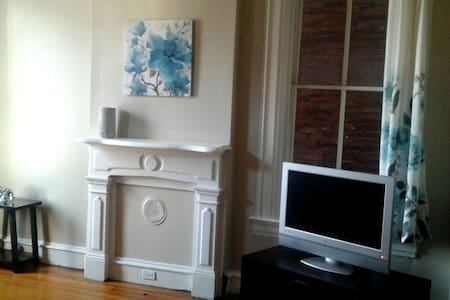 1 bdr apt with parking in Soulard - Appartement