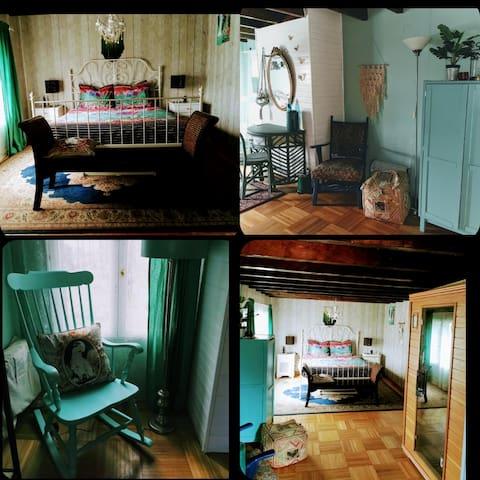 Chambre Bohéme