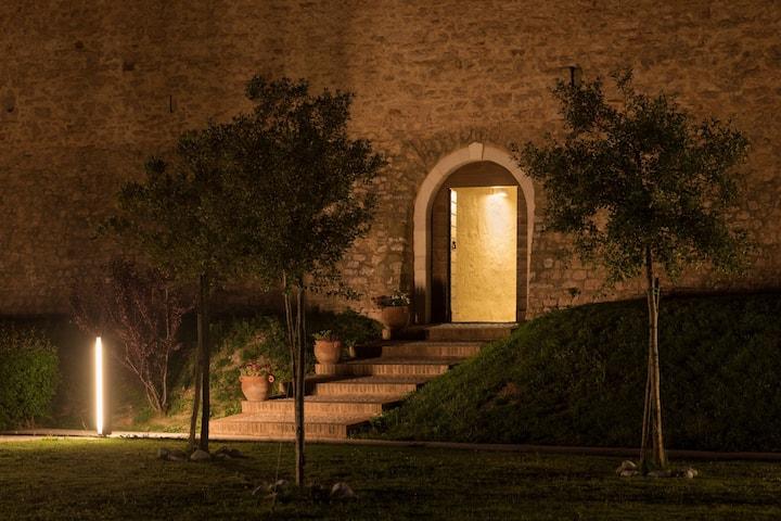 Castello di Gallano - Appartamento per 3 persone