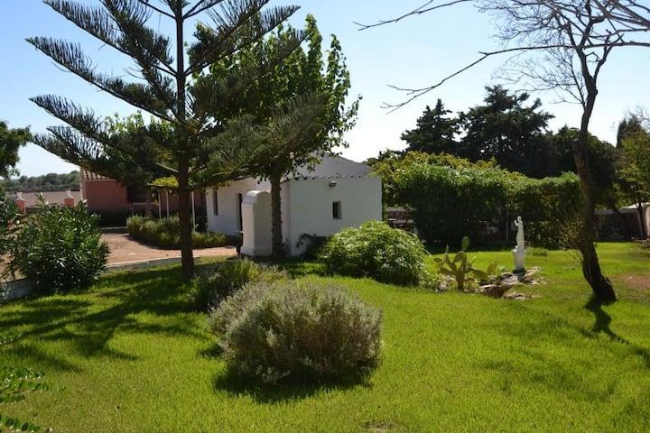 Villa Jardín Casita (3 adultos)