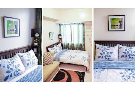 Comfy Condo 755 Tower 1 - Sun Residences, Manila - 奎松城 - 公寓