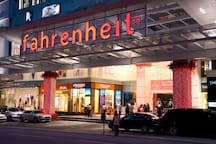 Where to shop - Fahrenheit 88
