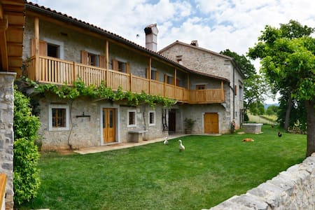 ASA residence thelux 2 with balkon for 4-5 person - Sežana - Lejlighed