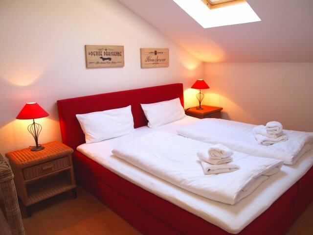 Residenz Prorer Wiek PH. 12 in Binz mit 1 SZ - Binz - Apartment
