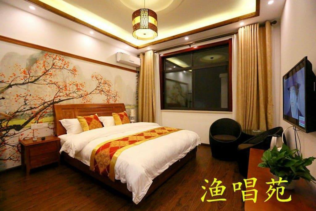 1.8*2米大床房  楼层1