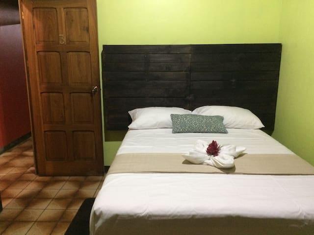 Uruka Lodge Room 1-4