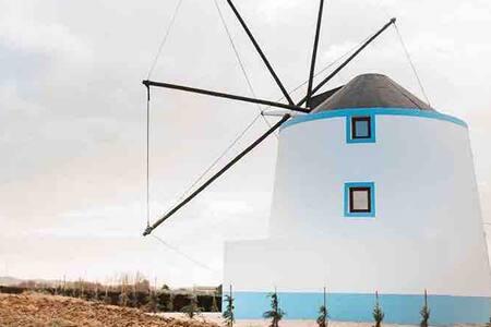✨Private Windmill - Abrigo do Moleiro✨