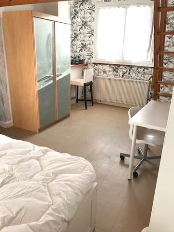 Hay les roses: Apartment near Paris and ORLY