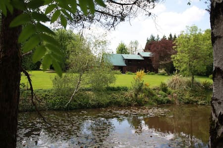 Spruce Lake - Sauviat-sur-Vige