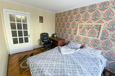 Cozy apartment not far from city centre.