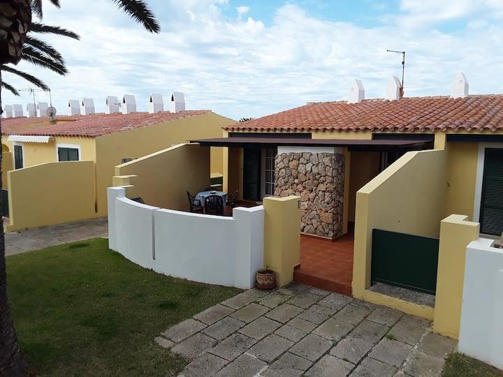 Apartamento en Calan Blanes, Ciutadella