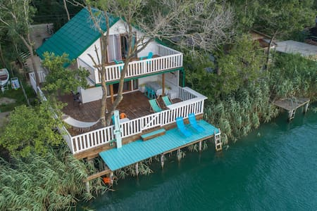 Kosta's River House