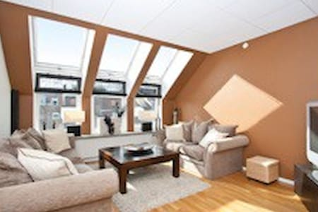 Nice apartment close to town. - Helsingborg