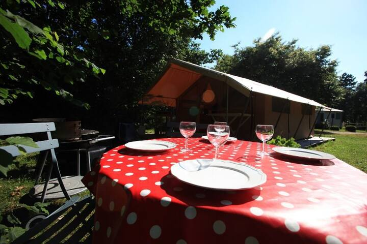Camping la ferme de croas men