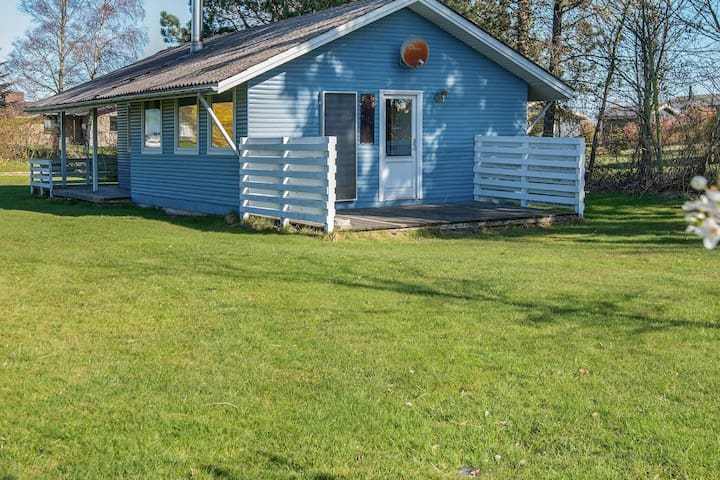 Charming Holiday Home in Jutland near Sea
