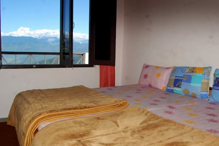 mountain facing home stay kausani