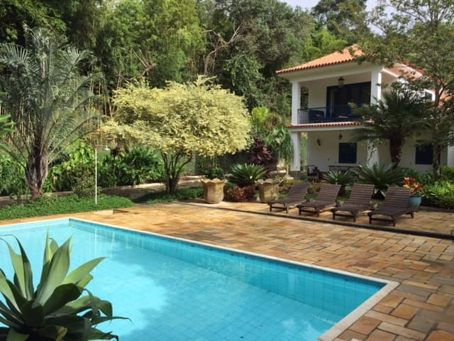 Private Guesthouse in tropical setting - Paty do Alferes - Pension