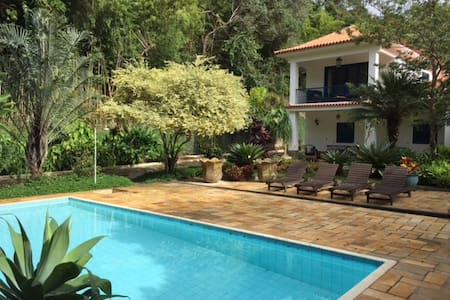 Private Guesthouse in tropical setting - Paty do Alferes - Ξενώνας