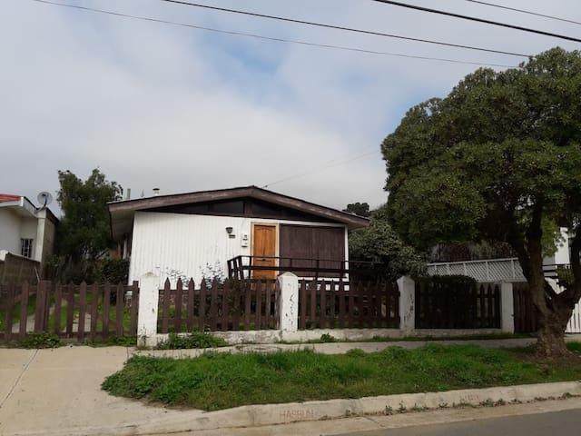 Casa en Papudo