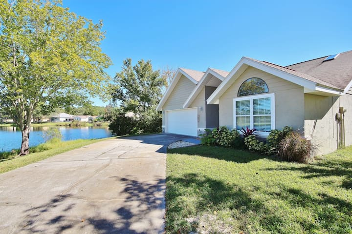 NEW TO MARKET! Completely Updated Home with Modern Decor in Quaint Port Orange