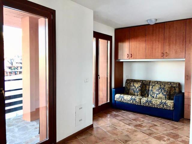 Fantástico appartamento a Montecampione.