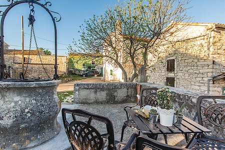 Villa Vareski - Charming stone villa with privacy and tranquility 354 - Šegotići - Vila