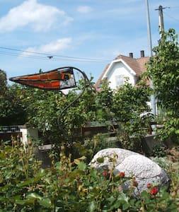 Gite du Héron à 15 mn de Strasbourg - La Wantzenau